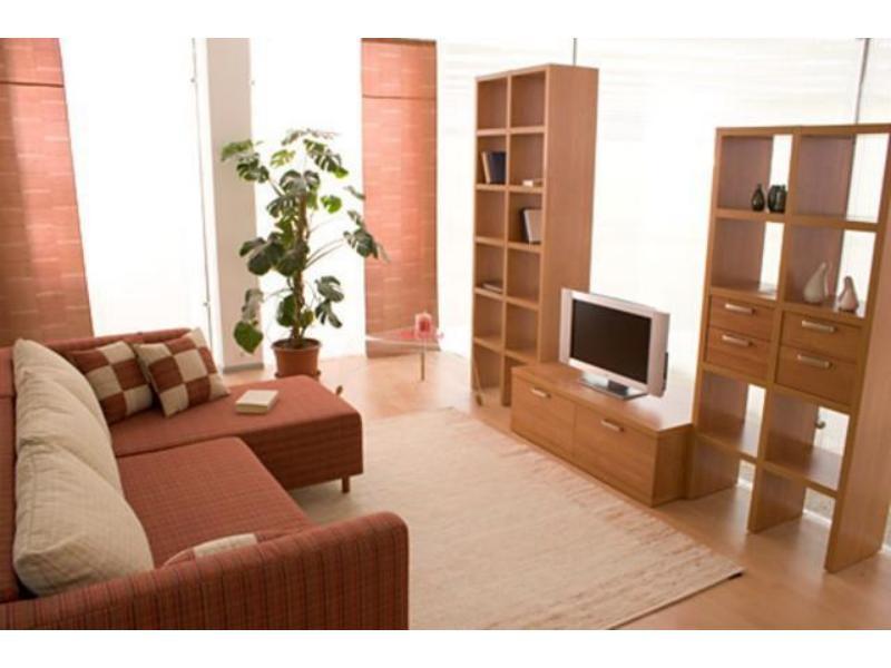 Комната зал фото